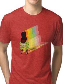 Spoons Rattling Tri-blend T-Shirt