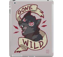 Gone Wild iPad Case/Skin