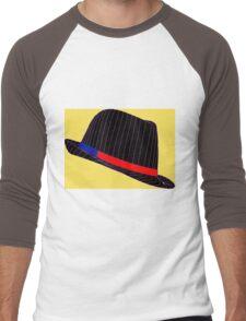 Life In Fedora Men's Baseball ¾ T-Shirt
