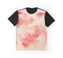 abstract summer Graphic T-Shirt