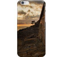 Cunski Beach at sunrise, Losinj Island, Croatia iPhone Case/Skin