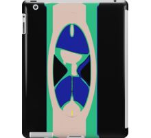 Splitting Seconds iPad Case/Skin