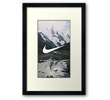 Nike Altitude  Framed Print