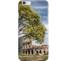 Colosseo from Venus temple iPhone Case/Skin