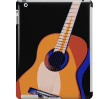 Guitar of Colors iPad Case/Skin