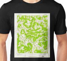 USGS TOPO Map Arkansas AR Goshen 258586 1958 24000 Unisex T-Shirt