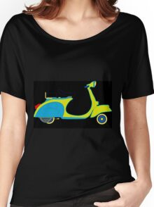 Go Go Scooter Women's Relaxed Fit T-Shirt