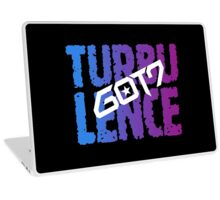 turbulence got7 Laptop Skin