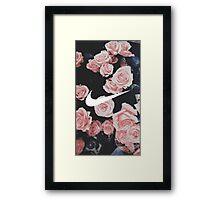 Nike Rose Framed Print