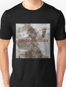 Joe Bonamassa - Blues Deluxe Unisex T-Shirt