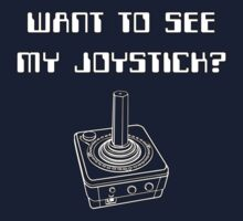 Retro Gamer - See My Joystick by PaulRoberts
