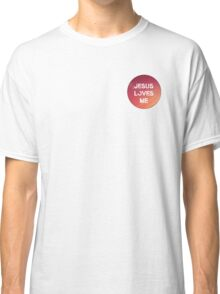Round stickers 2 Classic T-Shirt