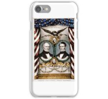 Grand, national, Whig banner - 1852 iPhone Case/Skin