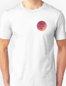 Round stickers 3 Unisex T-Shirt