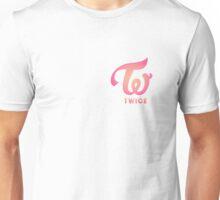 twice apricot neon magenta Unisex T-Shirt