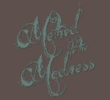Method to the Madness - Grey One Piece - Short Sleeve
