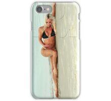 Laree Parker 'Beach Babe'  iPhone Case/Skin
