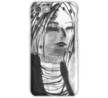deep gaze iPhone Case/Skin