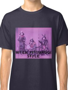 Way of The Samurai - Hiten Mitsurugi Classic T-Shirt