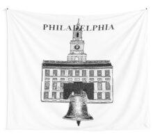 Philadelphia Wall Tapestry