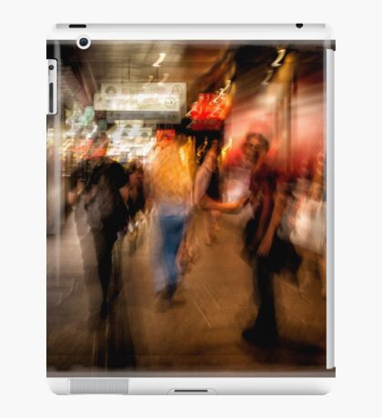 The Madding Crowd iPad Case/Skin