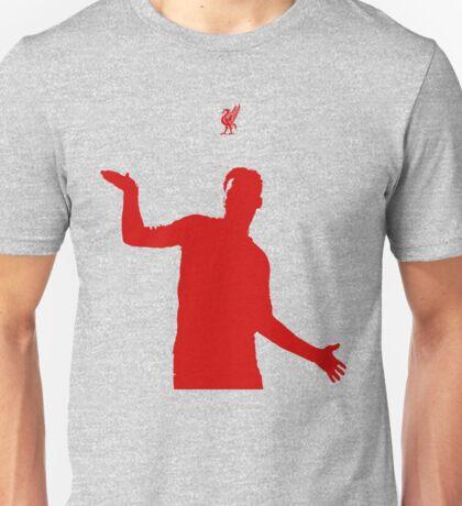 Daniel Sturridge (Red) Unisex T-Shirt