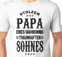 Stolzer Papa Sohn Unisex T-Shirt
