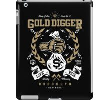 Gold Digger iPad Case/Skin