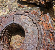 The colors of rust by globeboater