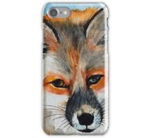 Beautiful Fox iPhone Case/Skin