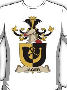 Jager Coat of Arms (Austrian) T-Shirt