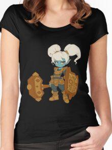 League of Legends - Poppy Women's Fitted Scoop T-Shirt