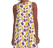 Juicy fruits  A-Line Dress