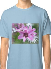 *Beautiful Ixias near letterbox - Spring 2016* Classic T-Shirt