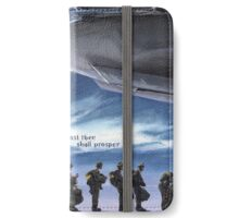 A Prayer for Soldiers iPhone Wallet/Case/Skin