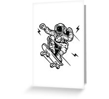 skate space Greeting Card