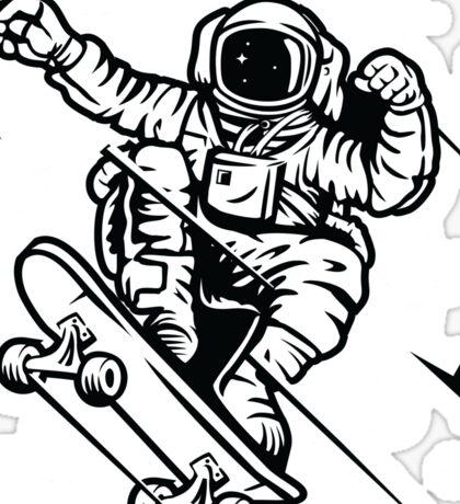 skate space Sticker