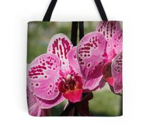 orchid bloom Tote Bag