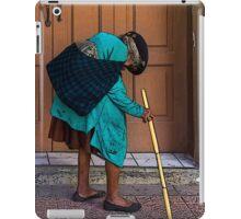 Bent, But Not Broken iPad Case/Skin