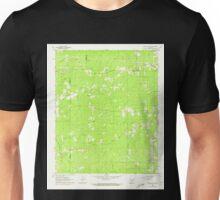 USGS TOPO Map Arkansas AR Pine Bluff NW 259394 1962 24000 Unisex T-Shirt
