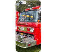 Flemington Fire Truck 49-62 iPhone Case/Skin