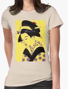Geisha Portrait T-Shirt