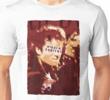 The king of Pop in concert Unisex T-Shirt