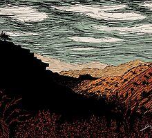 Phantom Horse Valley by Jared Manninen