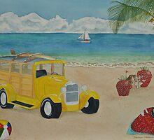 Beach Bash by TawnyaVanterve