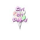 Girl on Board by designingjudy