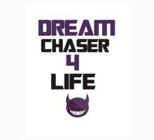 Dream Chaser 4 Life Purple Monster Clothing  Kids Tee