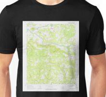 USGS TOPO Map Arkansas AR West Pangburn 259855 1963 24000 Unisex T-Shirt