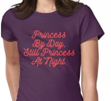 Princess Day 'N' Nite Womens Fitted T-Shirt