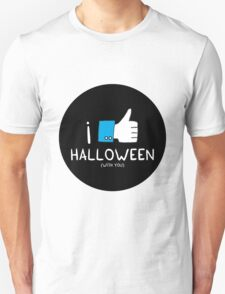 I love Halloween (with you) Unisex T-Shirt